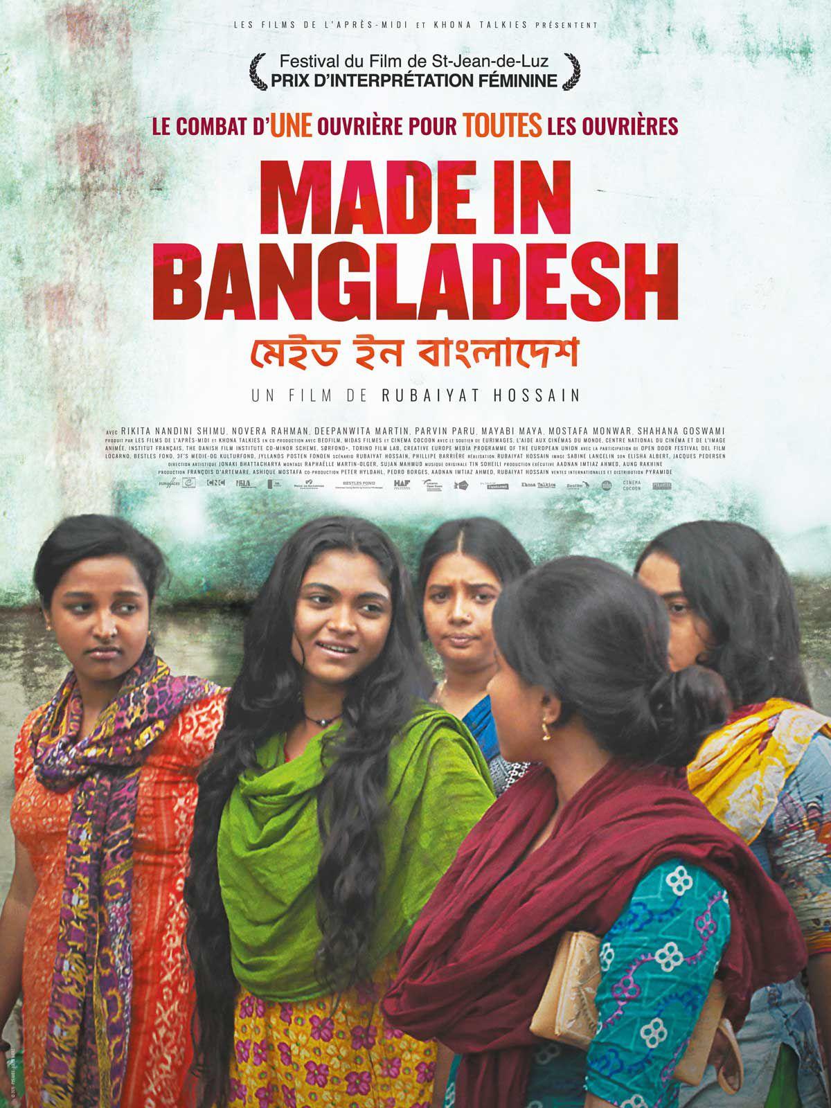 Made in Bangladesh - Film (2019)
