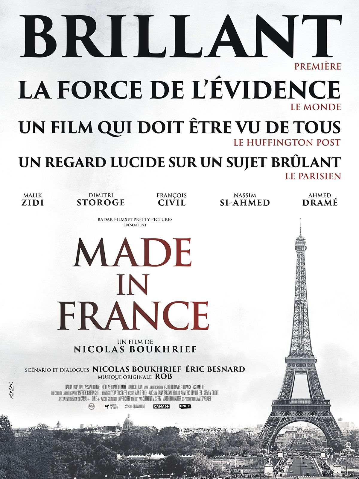 Made in France - Film (2016)