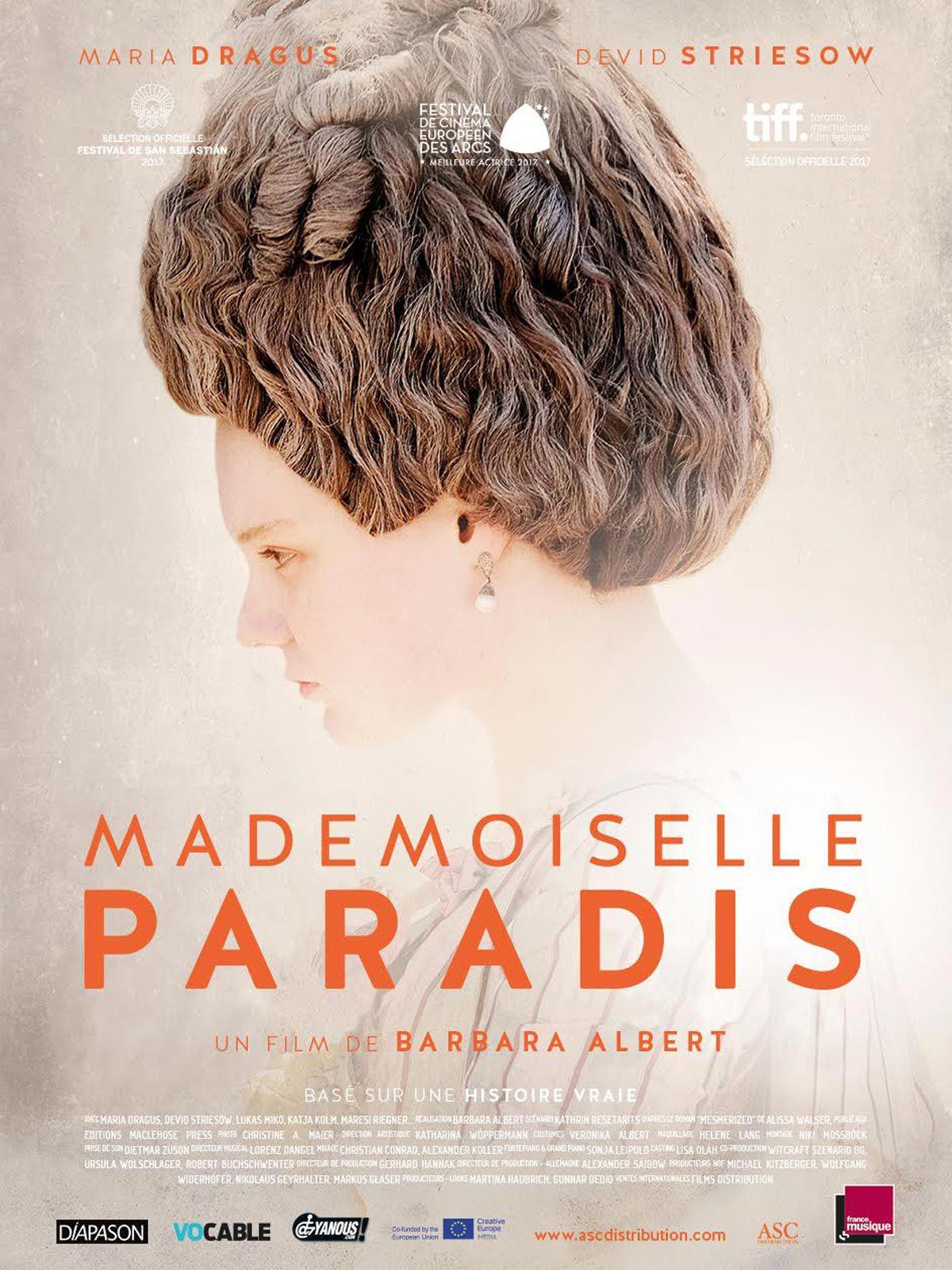 Mademoiselle Paradis - Film (2018)