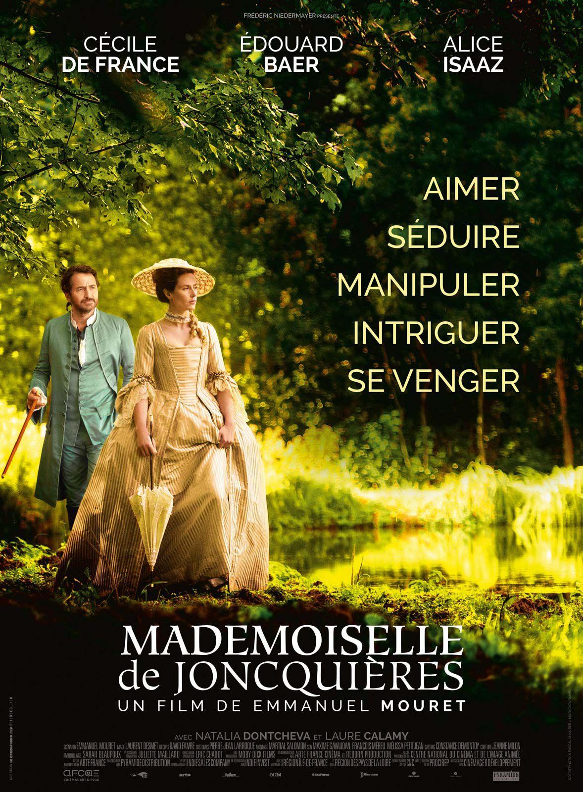Mademoiselle de Joncquières - Film (2018)