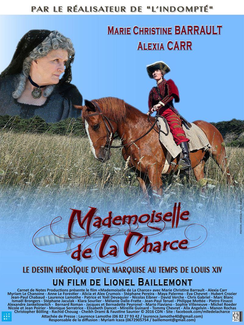Mademoiselle de La Charce - Film (2016)