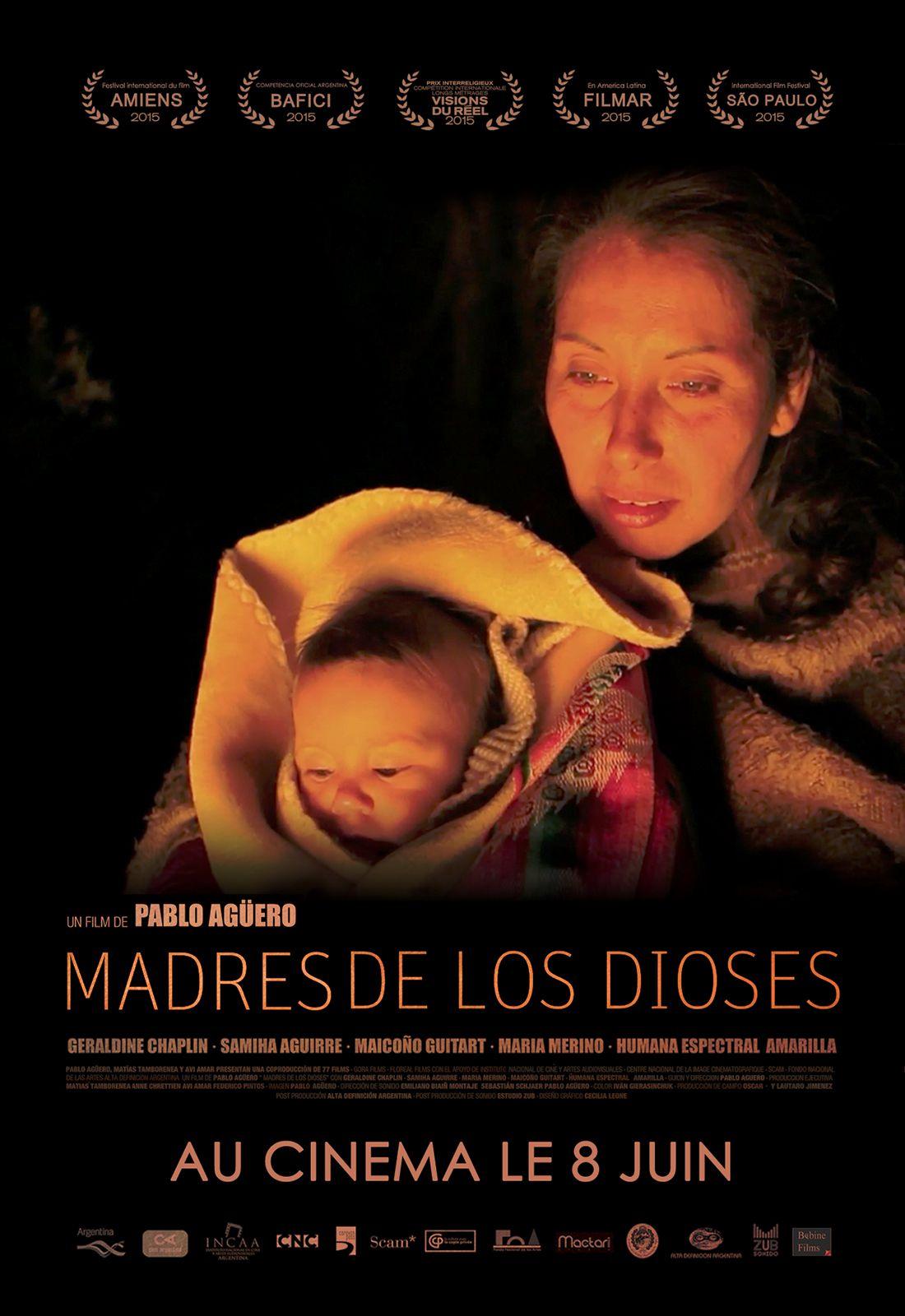 Madres de los dioses - Documentaire (2016)