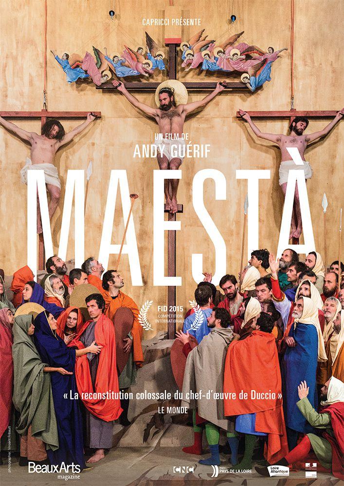 Maestà, La passion du Christ - Film (2015)