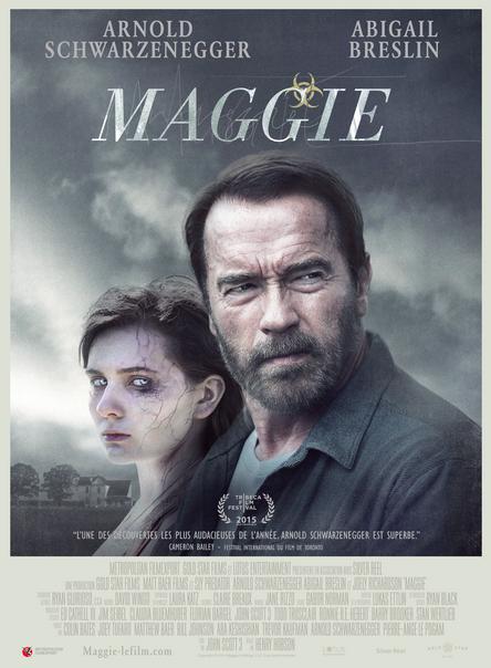 Maggie - Film (2015)