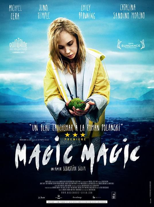 Magic Magic - Film (2013)