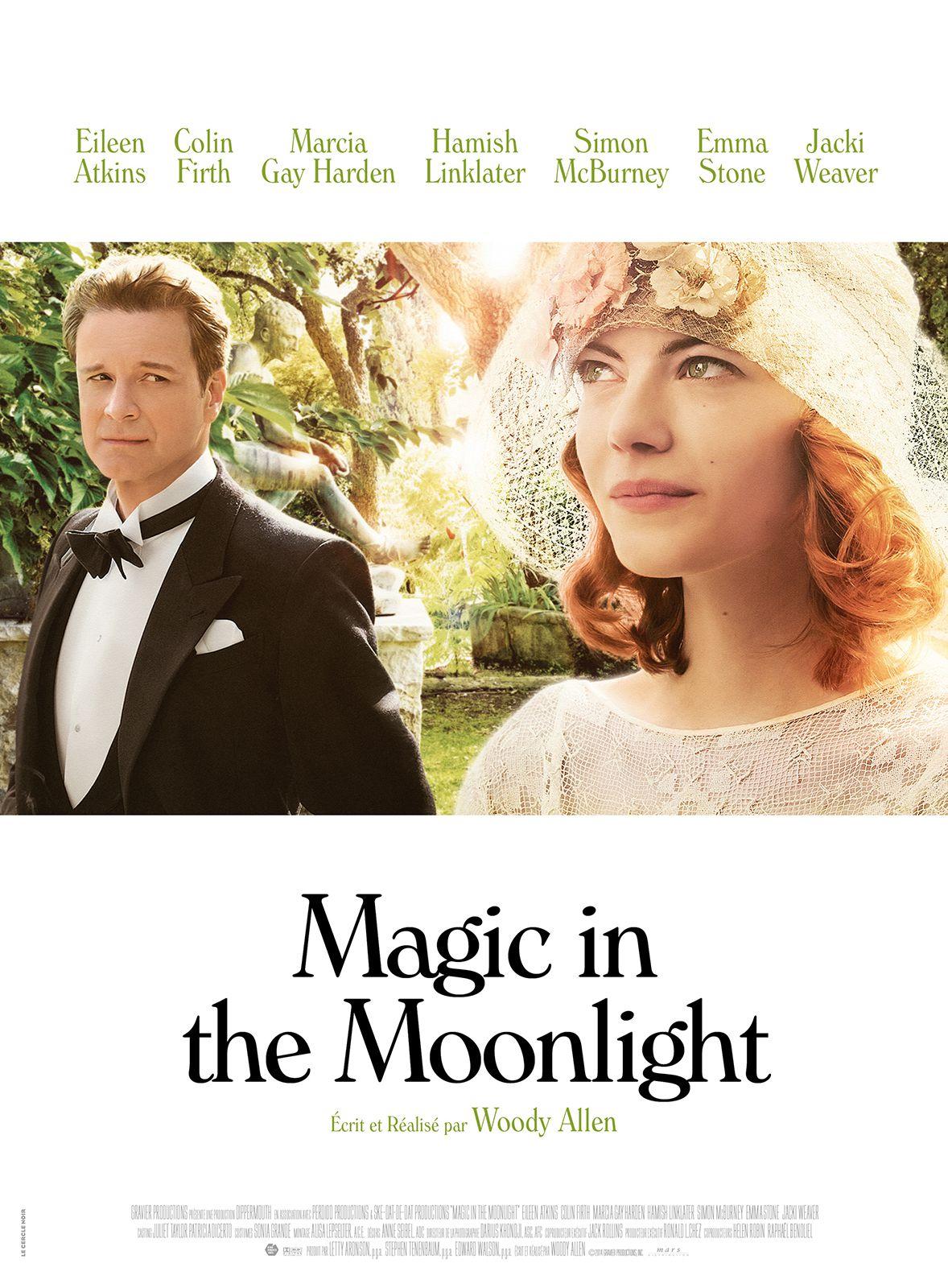 Magic in the Moonlight - Film (2014)