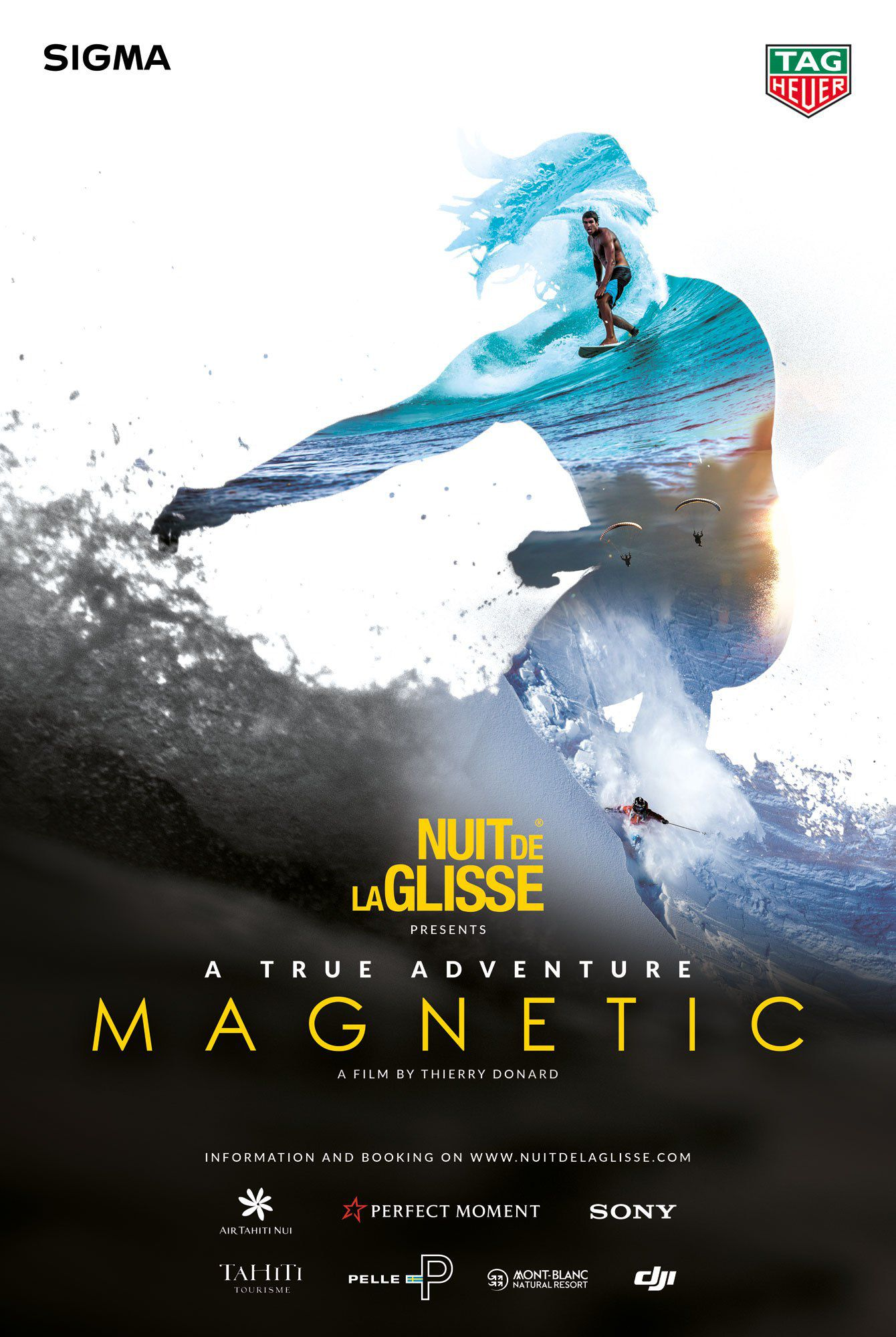 Magnetic - Film (2018)