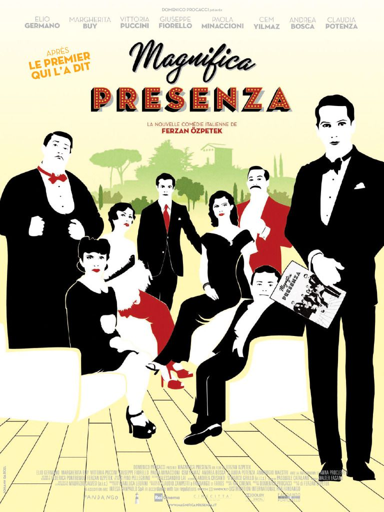 Magnifica Presenza - Film (2012)