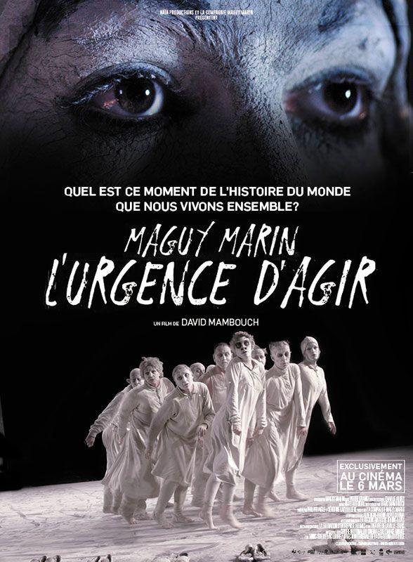Maguy Marin : l'urgence d'agir - Documentaire (2019)