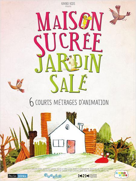 Maison sucrée, jardin salé - Film (2012)