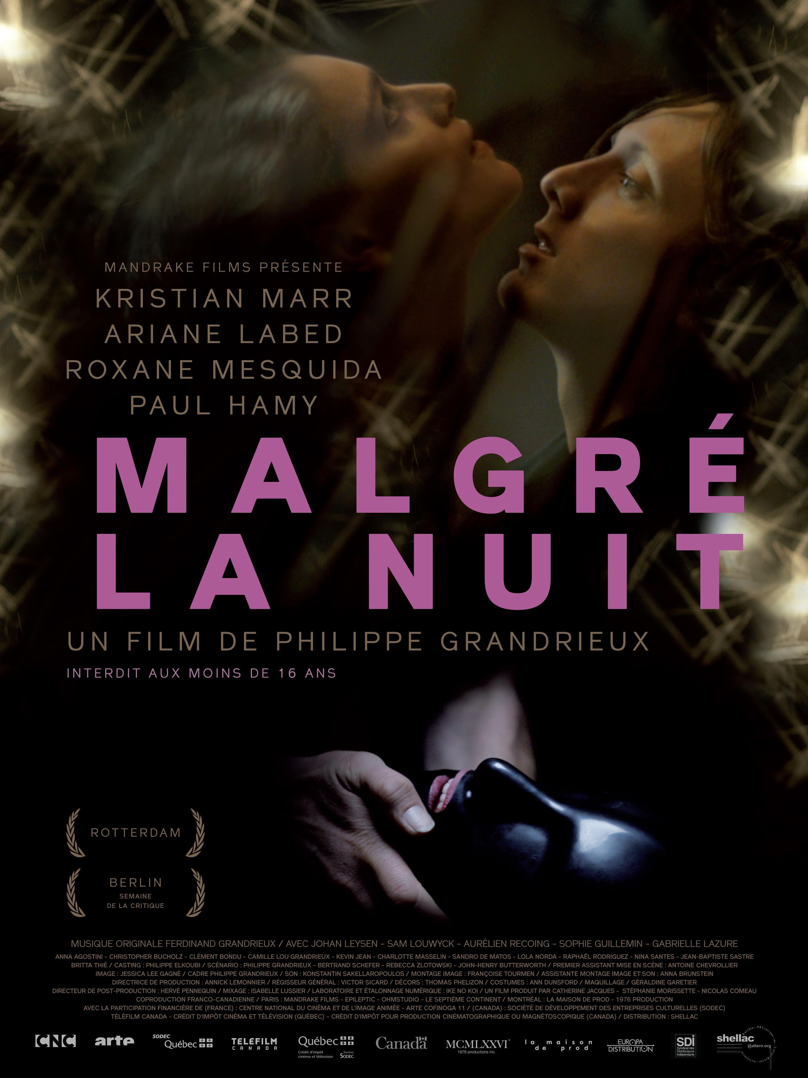 Malgré la nuit - Film (2016)