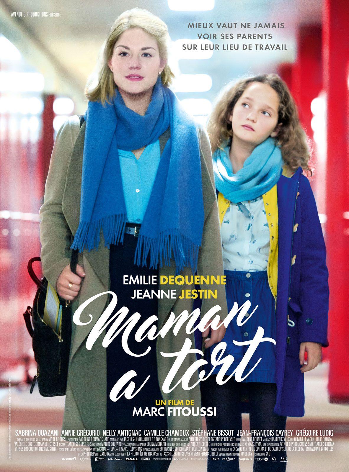 Maman a tort - Film (2016)