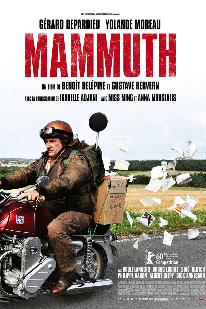 Mammuth - Film (2010)