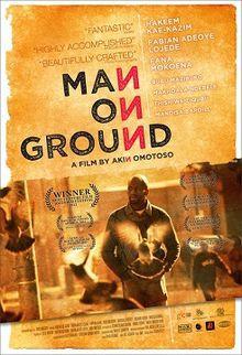 Man on ground - Film (2011)