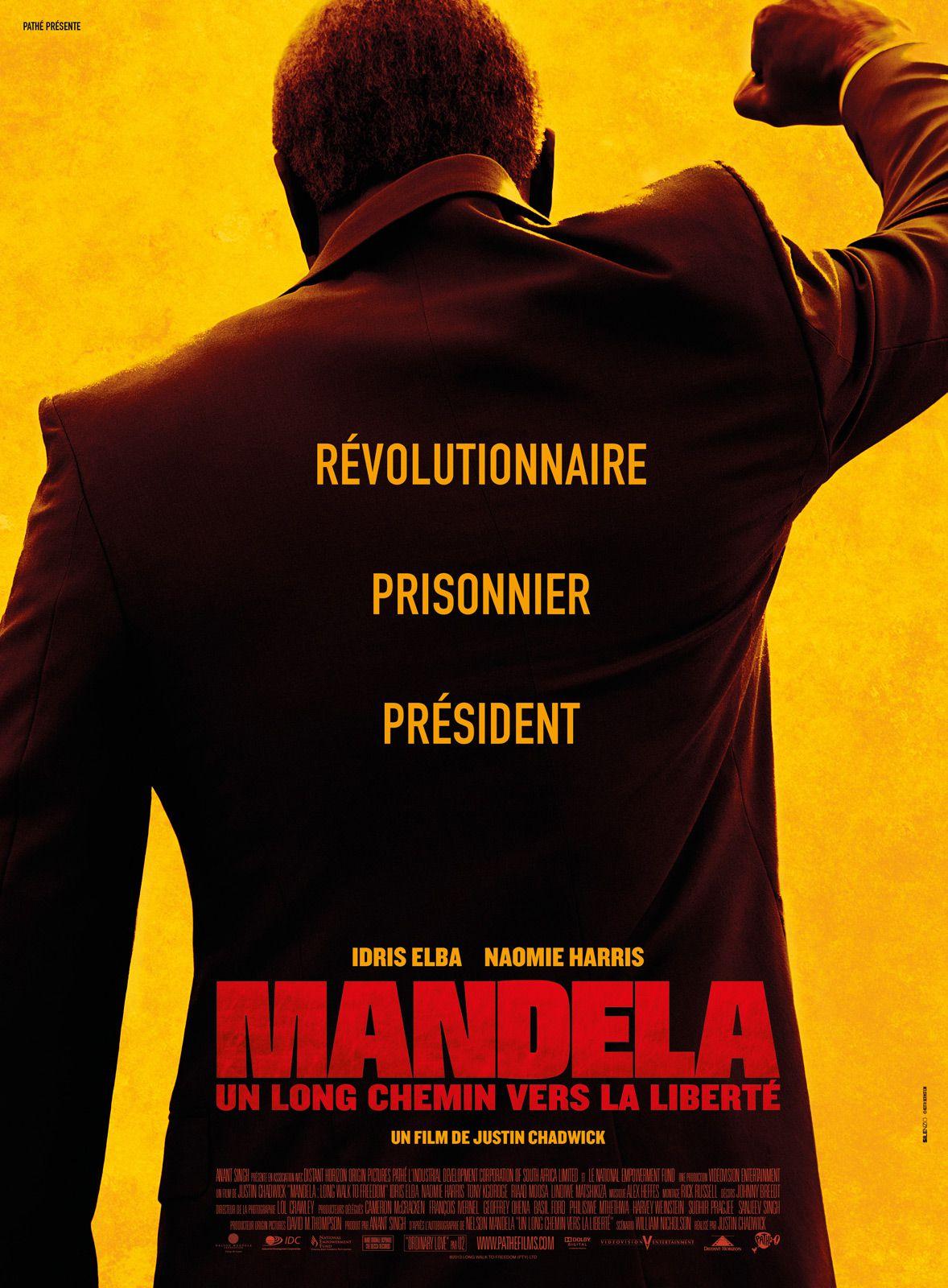Mandela : Un long chemin vers la liberté - Film (2013)
