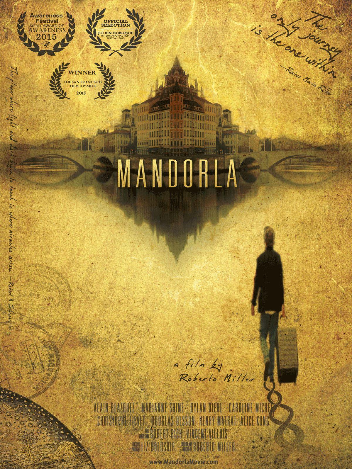Mandorla - Film (2016)