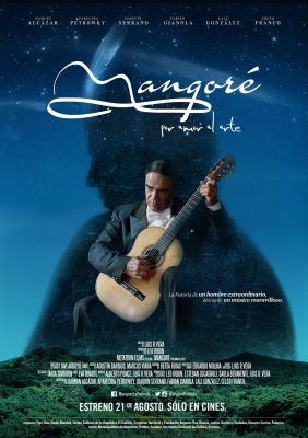 Mangore, por amor al arte - Film (2016)