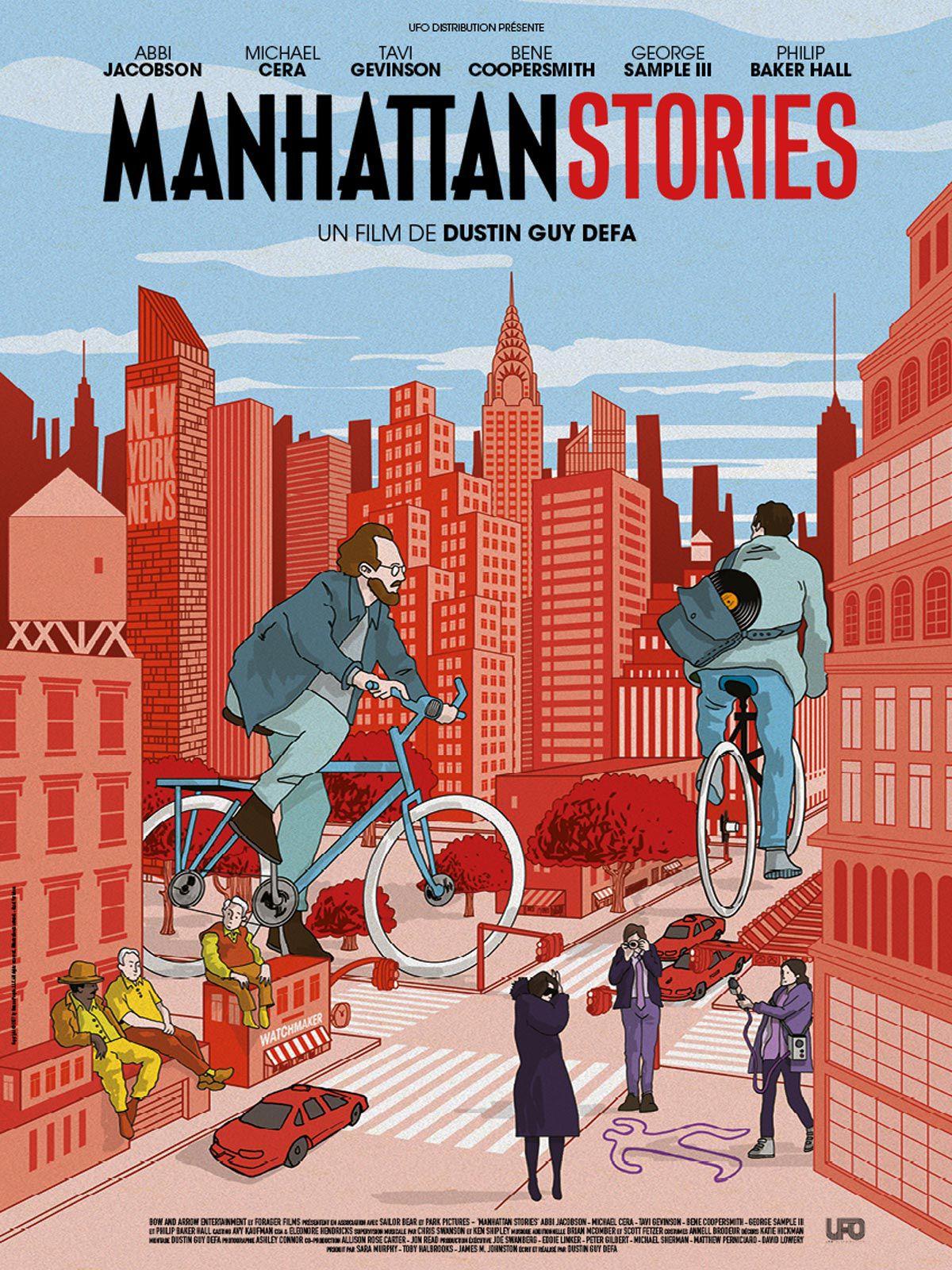 Manhattan Stories - Film (2018)