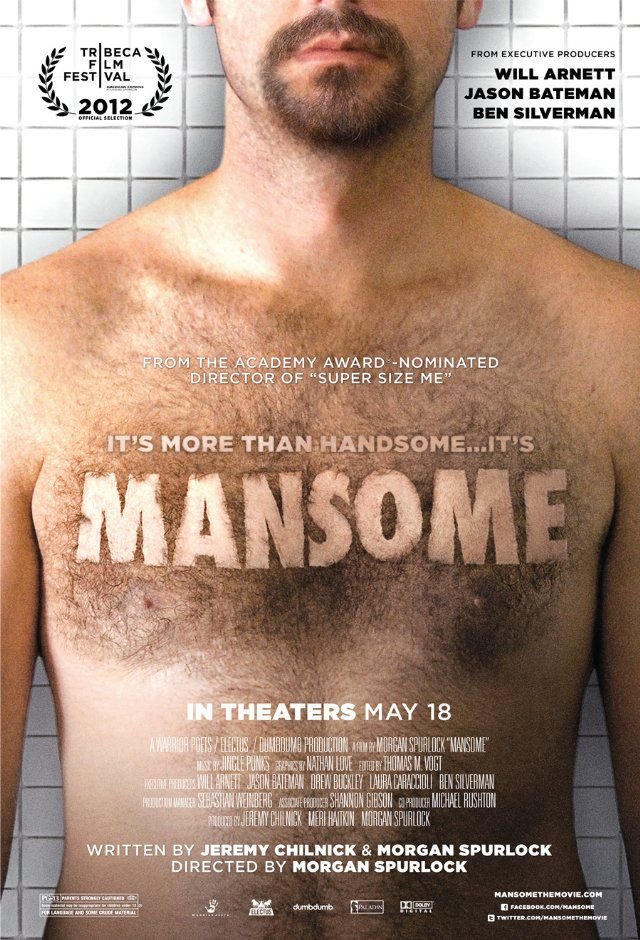 Mansome - Documentaire (2012)
