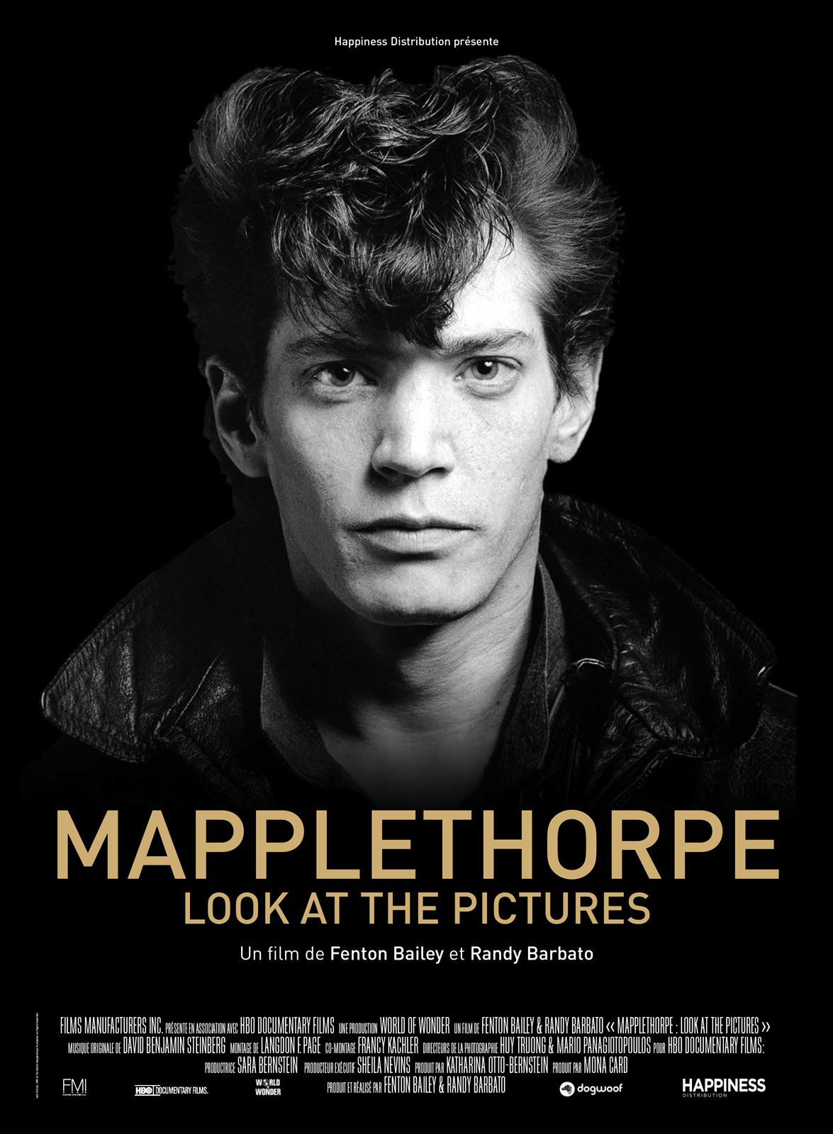 Mapplethorpe: Look at the Pictures - Documentaire (2016)