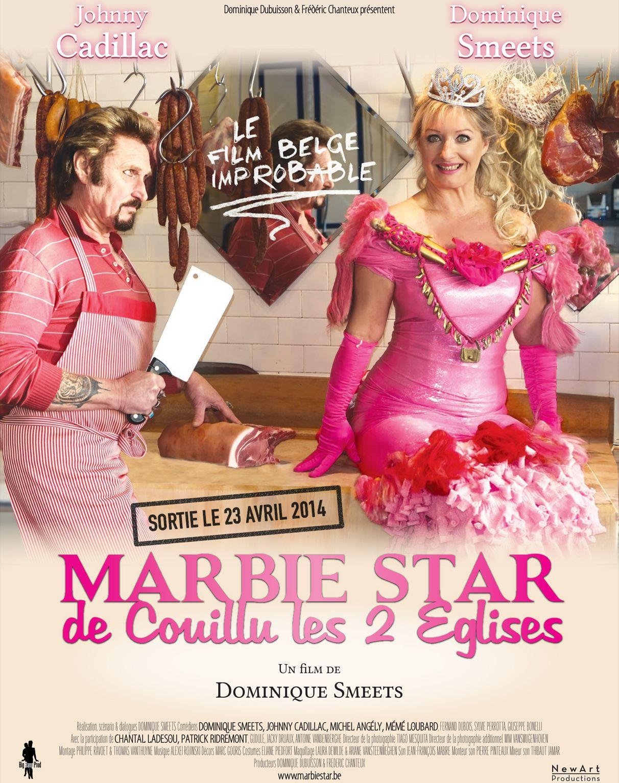Marbie, star de Couillu les 2 Églises - Film (2014)