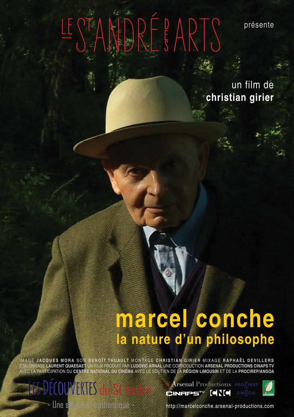 Marcel Conche, la nature d'un philosophe - Documentaire (2015)
