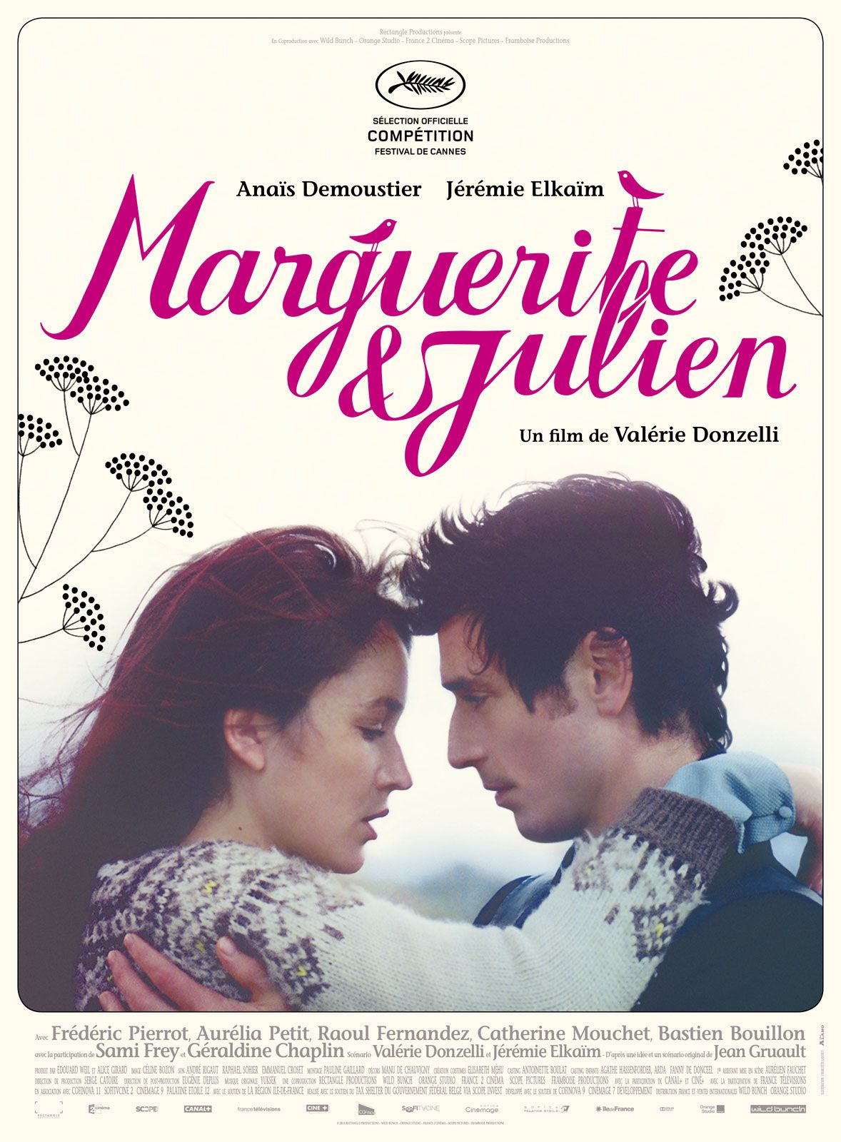 Marguerite & Julien - Film (2015)
