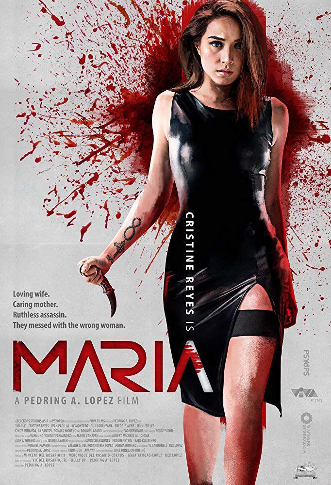 Maria - Film (2019)