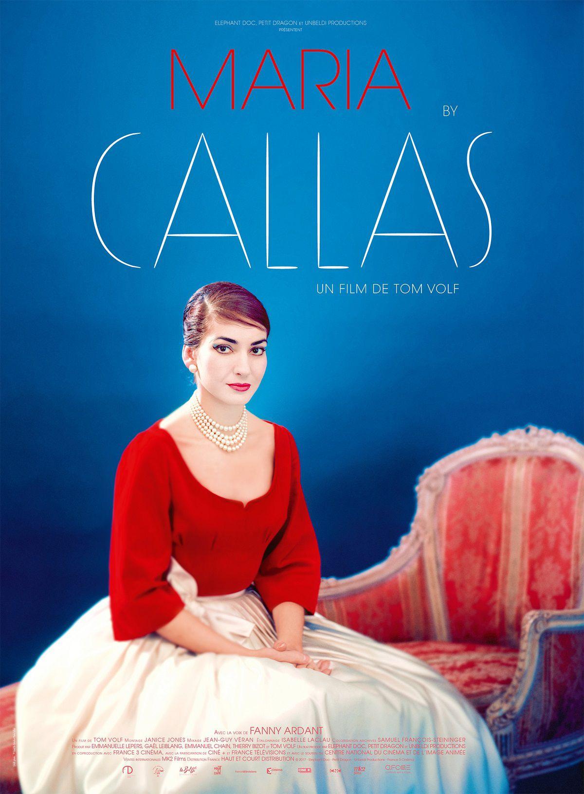 Maria by Callas - Documentaire (2017)