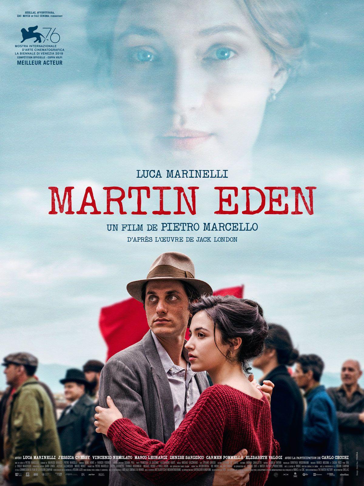 Martin Eden - Film (2019)