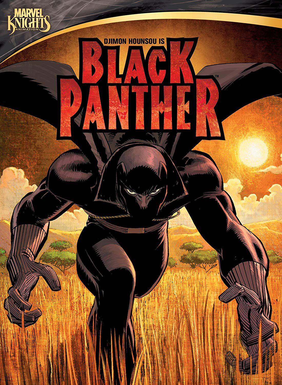 Marvel Knights: Black Panther - Long-métrage d'animation (2014)