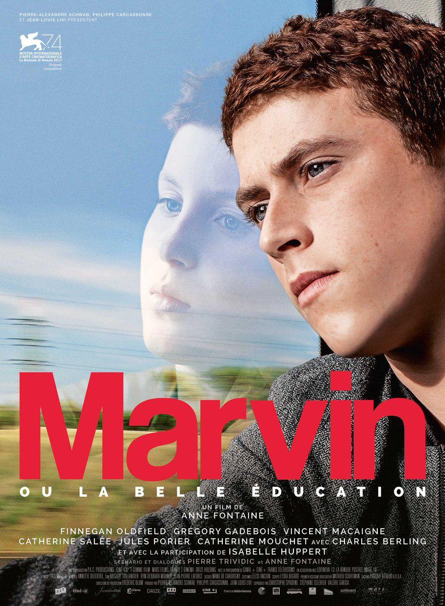 Marvin ou la belle éducation - Film (2017)