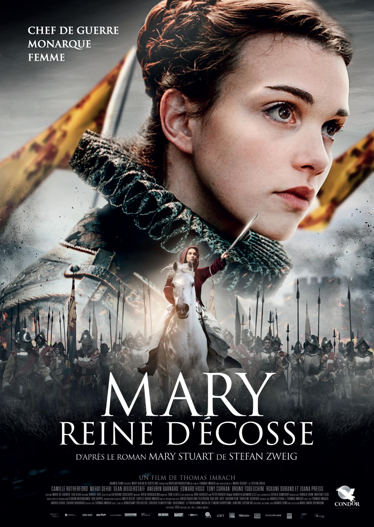 Mary Reine d'Écosse - Film (2014)