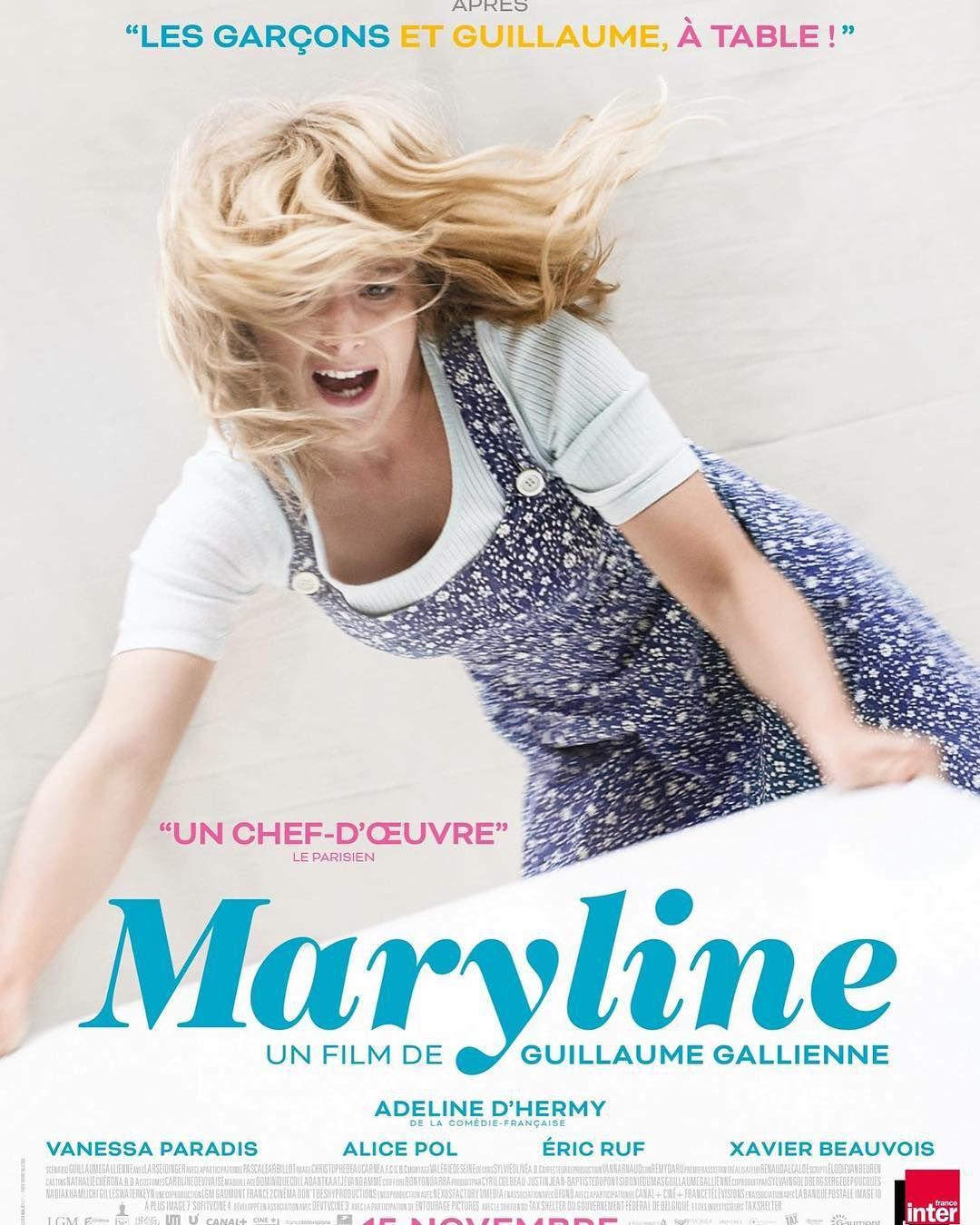 Maryline - Film (2017)