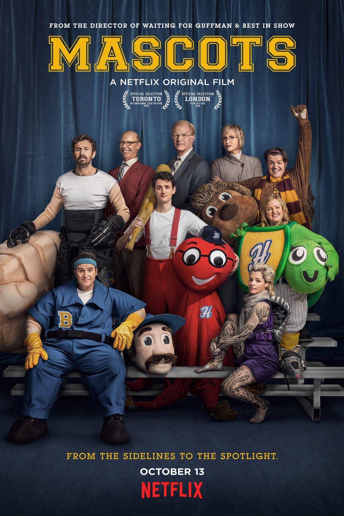 Mascots - Film (2016)