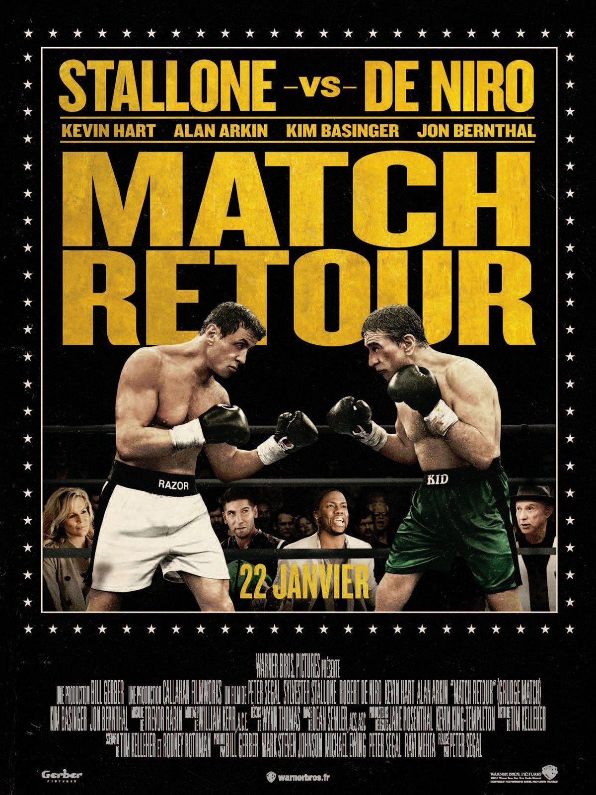 Match retour - Film (2013)