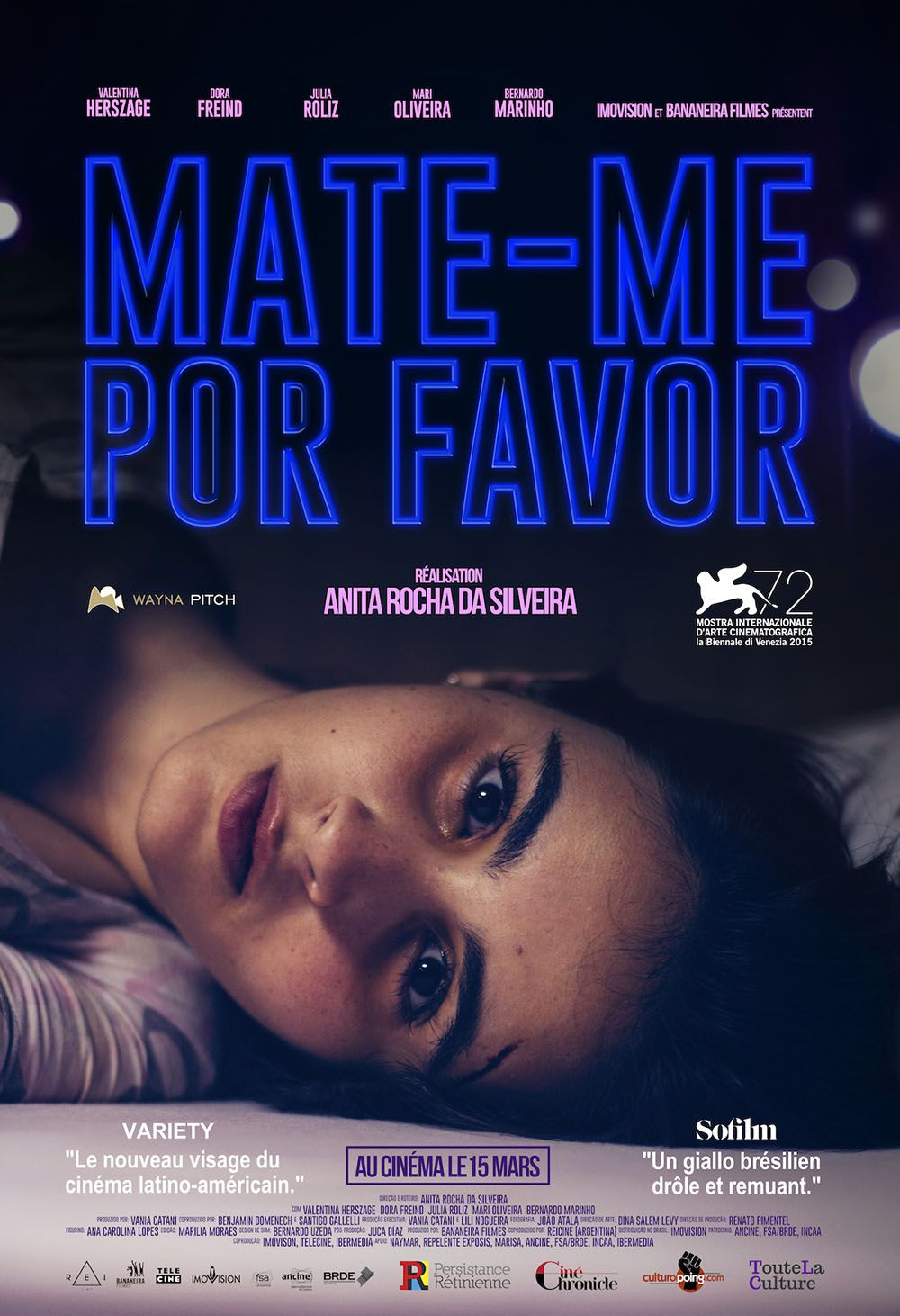 Mate-Me Por Favor - Film (2016)