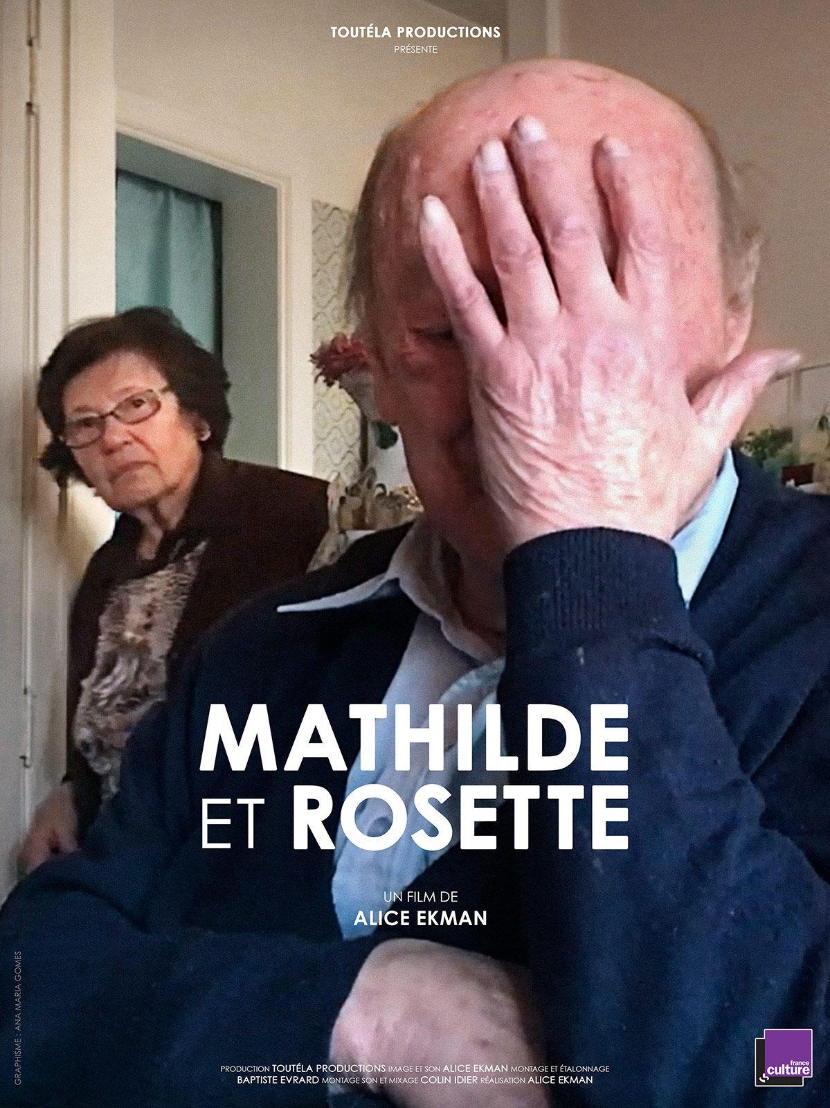 Mathilde et Rosette - Documentaire (2020)