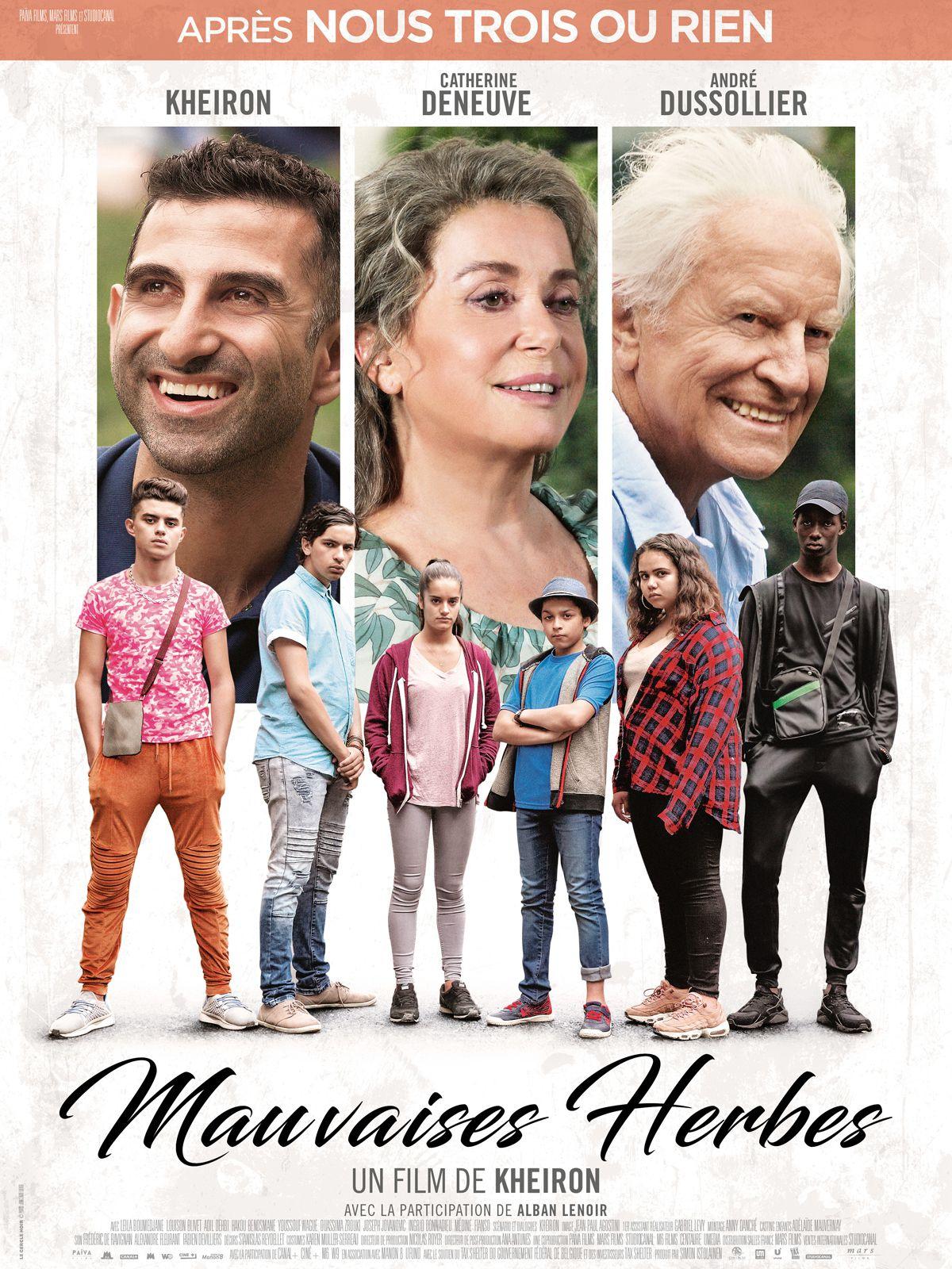 Mauvaises Herbes - Film (2018)