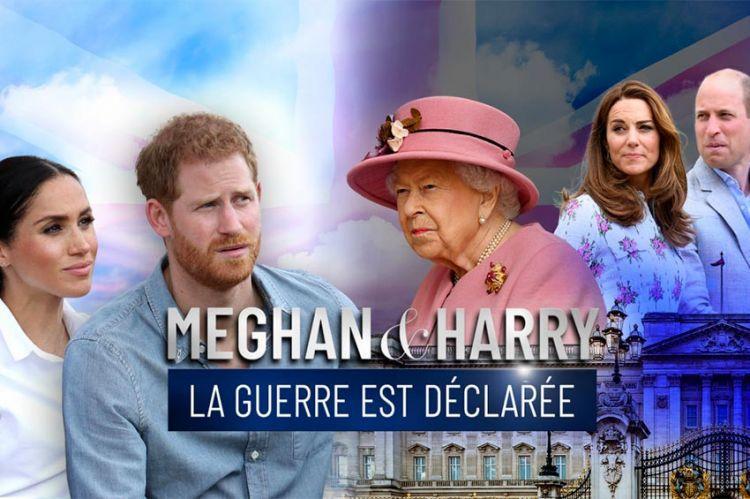 Meghan et Harry : la guerre est déclarée - Documentaire (2021)