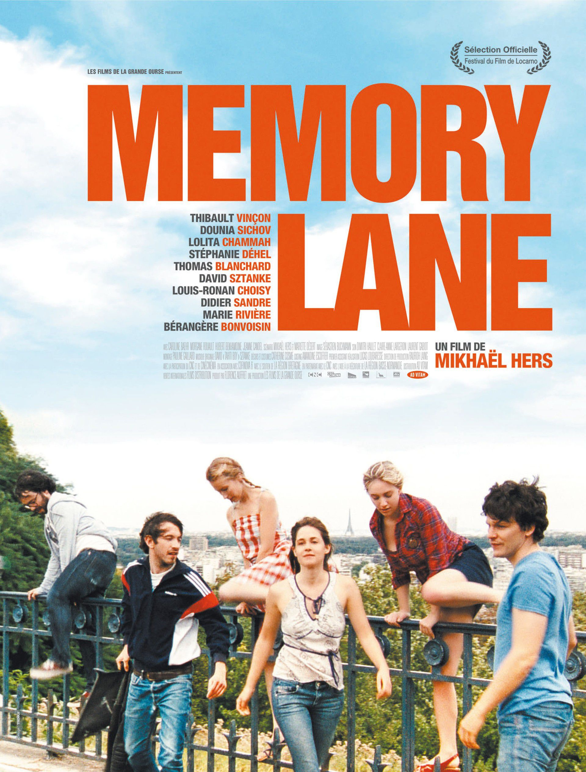 Memory Lane - Film (2010)