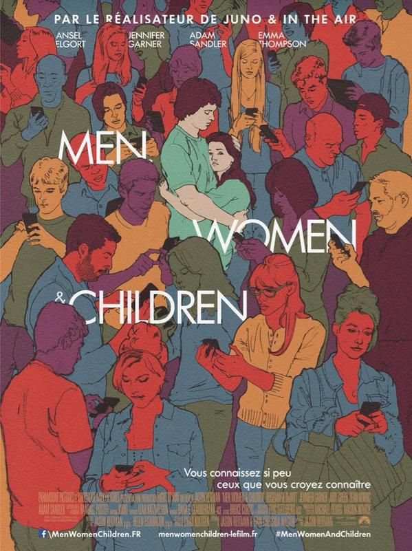 Men, Women & Children - Film (2014)