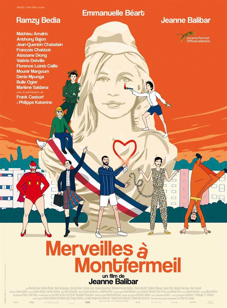 Merveilles à Montfermeil - Film (2020)