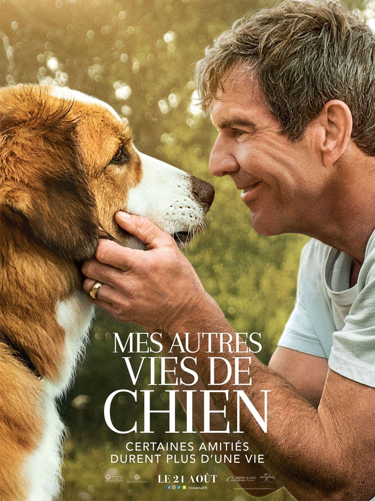 Mes autres vies de chien - Film (2019)