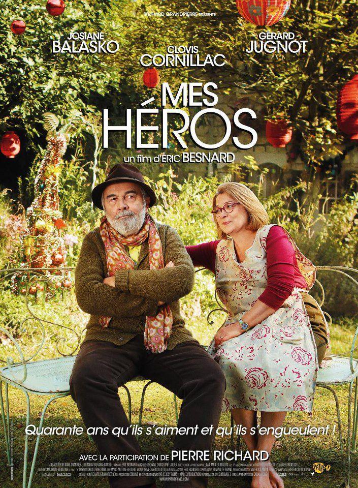Mes héros - Film (2012)