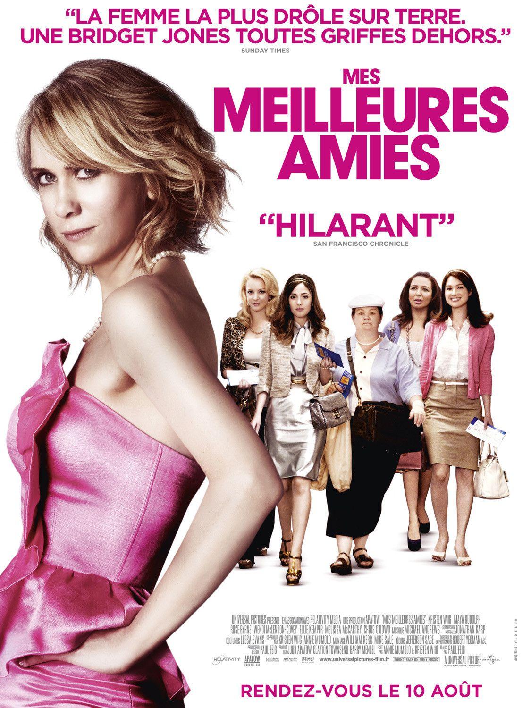 Mes meilleures amies - Film (2011)