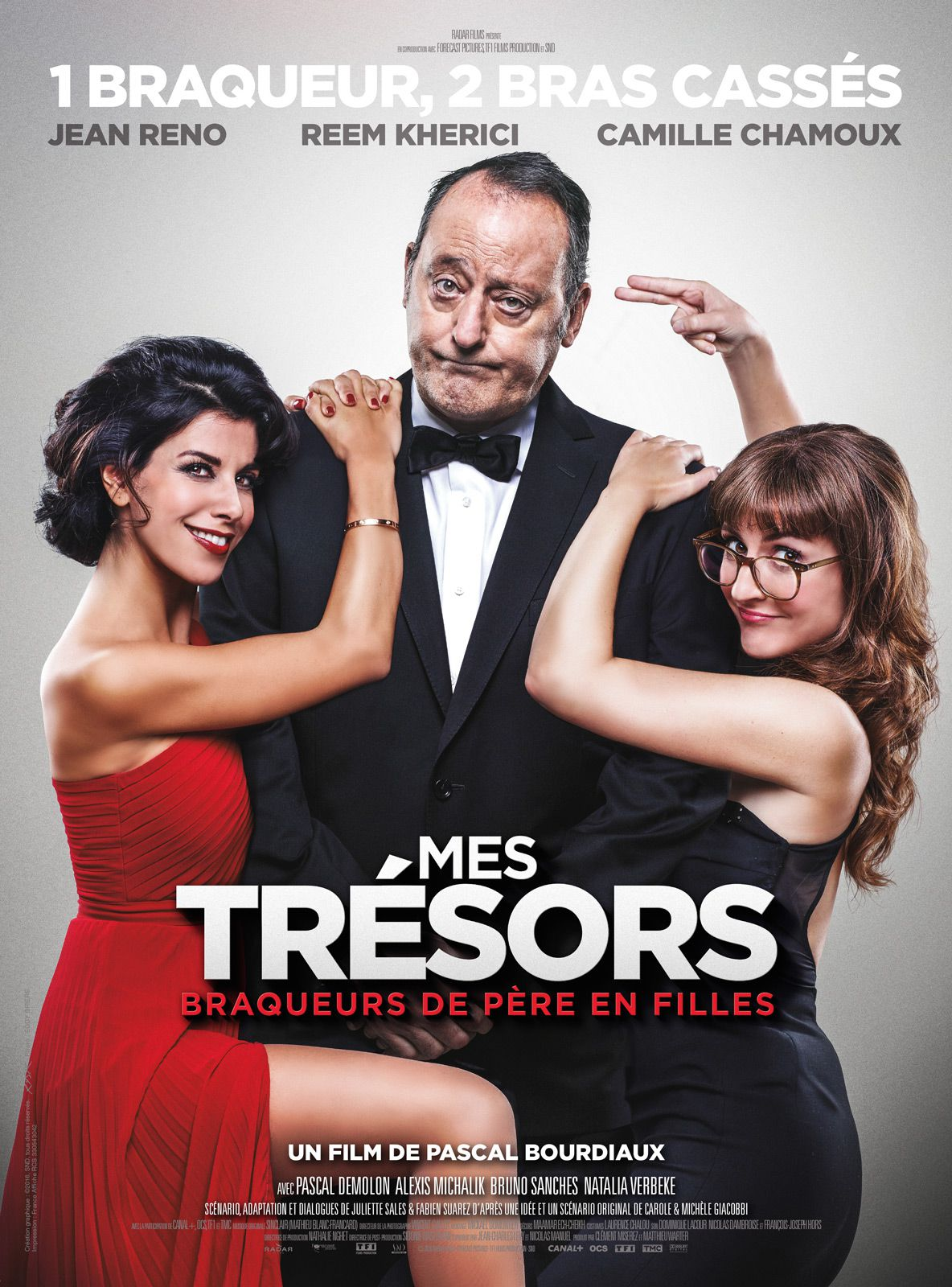 Mes trésors - Film (2017)