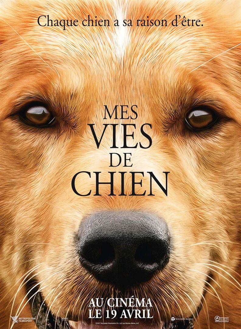 Mes vies de chien - Film (2017)