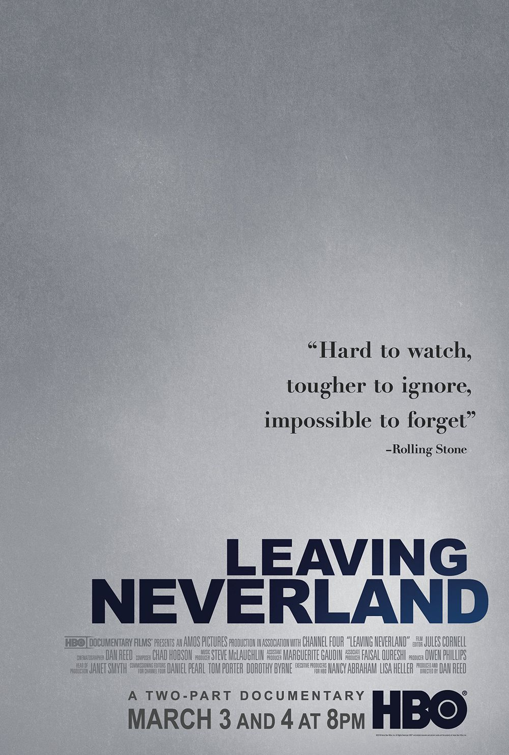 Michael Jackson : Leaving Neverland - Documentaire (2019)