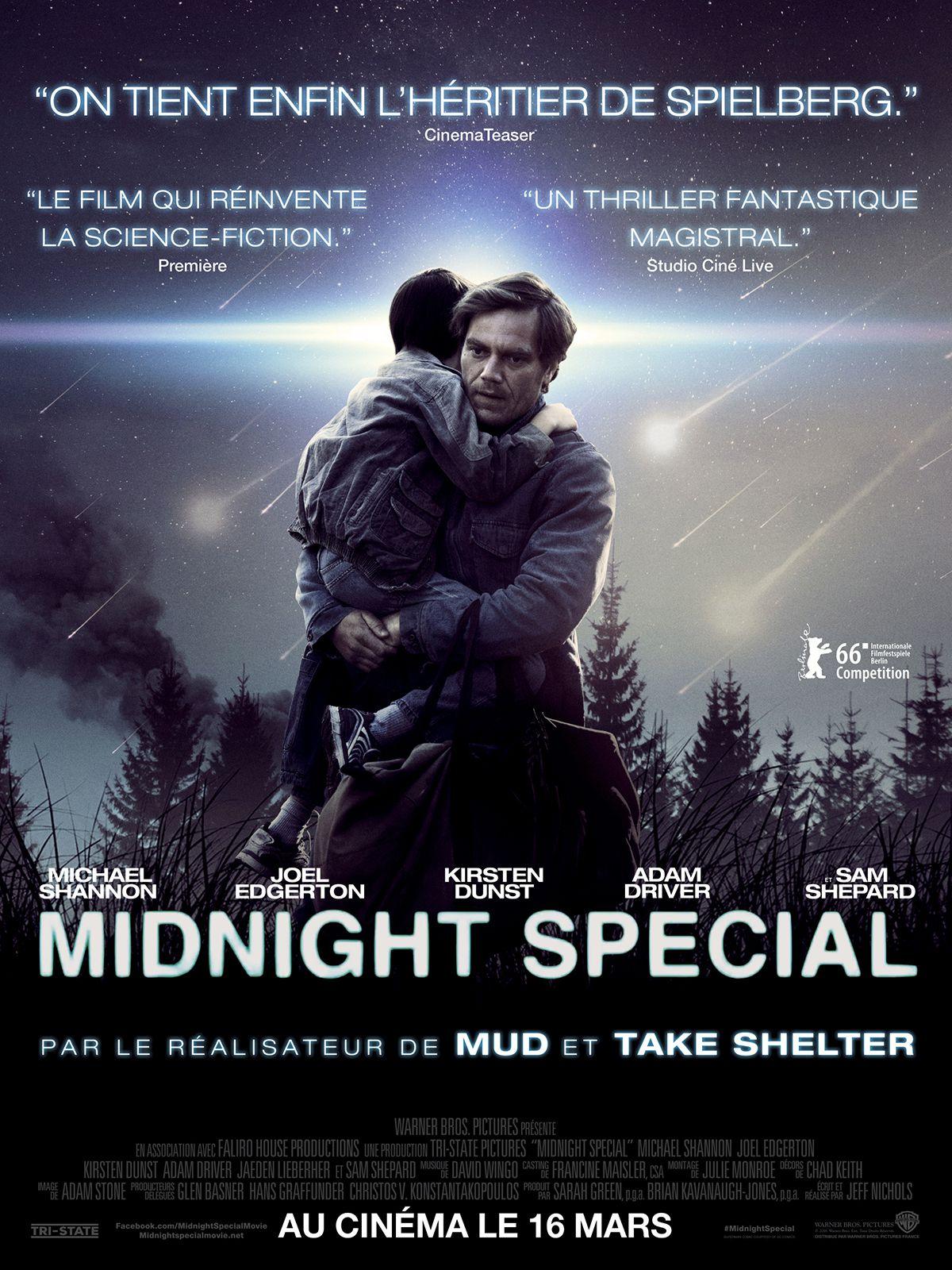Midnight Special - Film (2016)